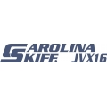 Carolina Skiff JVX 16 Boat Logo,Decals!