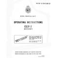 Grumman CS2F-2 Operating Instructions 1959-1963