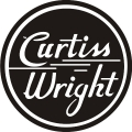 Curtiss Wright Logo Aircraft Decals
