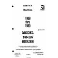 Cessna Model 180-185 Series (1969 thru 1980) Service Manual D2000-9-13 $29.95