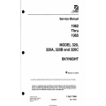 Cessna Model 320,320A,320B and 320C Skynight (1962 thru 1965) Service Manual D247-3-13