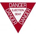 Danger Aircraft Placards!