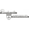 Beechcraft Debonair Emblem Aircraft Decal,Sticker!