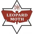 De Havilland Leopard Moth Aircraft Logo,Decal/Sticker 11''h x 10.25''w!
