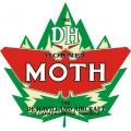 De Havilland Hornet Moth Aircraft Logo,Decal/Sticker 11''h x 11.5''w!