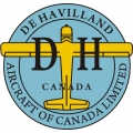 De Havilland Canada Aircraft Logo, Decals !