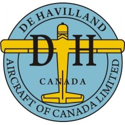 De Havilland Canada Aircraft Logo, Decals !