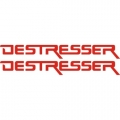 Destresser Aircraft Placards,Decals!