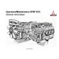 Deutz Engine BFM-1015 Operation and Maintenance Manual