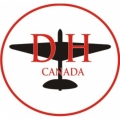 De Havilland Canada Aircraft,Logo Decals!