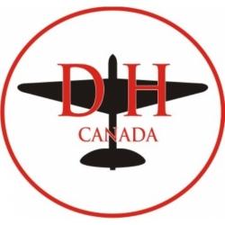 De Havilland Canada Aircraft,Logo Decals!