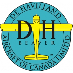 De Havilland Beaver Aircraft Logo, Decals !