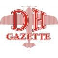 De Havilland Gazette Aircraft Logo,Decals!