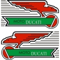 Ducati Motorcycle Decal,Stickers!
