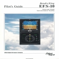 Bendix King EFS-10 Electronic Flight Instrumentation Systems Pilot's Guide $9.95