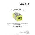 Artex ELT 1000 Emergency Locator Transmitter Description, Operation, Installation and Maintenance Manual