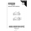 Ezgo Electric & Precision Drive System Personal Vehicles & Fleet Golf Cars Service Parts Manual 28656-G01