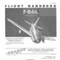 North American F-86L USAF Series Aircraft T.O. 1F-86L-1 Flight Handbook 1958-1961