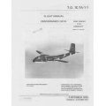 De Havilland Canada C-7A Aircraft Flight Manual Performance Data $14.95