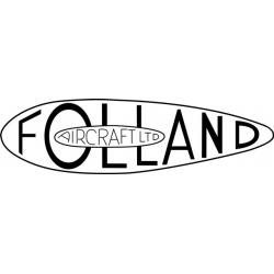 "Folland Decal/Sticker 10.5"" wide by 2.9"" high!"