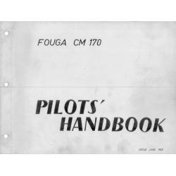Fouga CM 170 Pilot's Operating Handbook 1959   $ 5.95