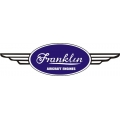 "Franklin Decal/Sticker! 3.23"" high by 11.5"" wide!"