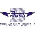 Funk B Aircraft Logo/Decal,Sticker!