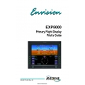 Avidyne EXP5000 Primary Flight Display Pilot's Guide 600-00157-000 Rev 6