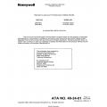 Garrett Model GTCP36-150(F) Parts Catalog 3800188-1 $13.95