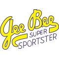 Gee Bee Super Sportster Aircraft Decal/Logo!