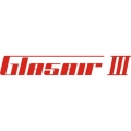 Glasair III Aircraft Decal,Sticker 2 1/4''high x 17''wide!