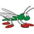 Grasshopper Sign Logo,Decals!