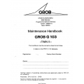 Grob G103 Twin II Maintenance Handbook and Repair Instructions  $4.95