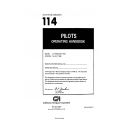 Gulfstream Commander 114 Pilot's Operating Handbook M114001-1