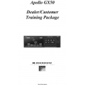 Apollo GX50 Dealer/Customer Traning Package $6.95