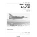 Lockheed Martin HAF-F16C-D Flight Manual T.O. GRIF-16CJ-1 $19.95
