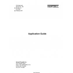 Hartzell Manual No. 159 Application Guide 61-02-59