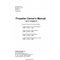 Hartzell Propeller Owner's Manual and Logbook 115N 61-00-15