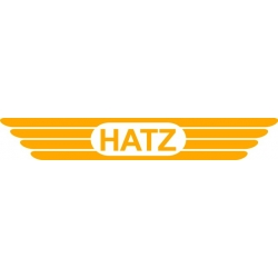 Hatz Aircraft Logo,Decals!
