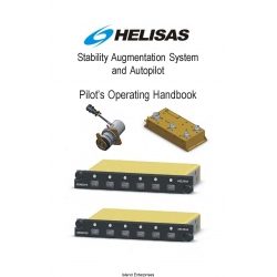 Helisas Stability Augmention System and Autopilot Pilot's Operating Handbook $13.95
