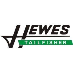 Hewes Tailfisher Boat Logo,Decals!