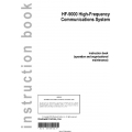 Rockwell Collins HF-9000 High-Frequency Communications System Instruction Book 2005 $13.95