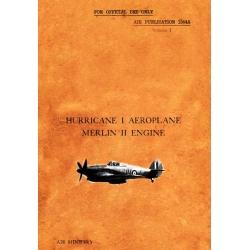 Hawker Hurricane I Aeroplane Merlin II Engine