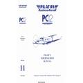 Pilatus  PC12, PC12/45 Pilot's OPerating Handbook & Foca Approved Airplane Flight Manual 01973-001