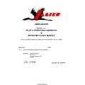 Jabiru Model J160-C Pilot's Operating Handbook & Approved Flight Manual JP-FM-06