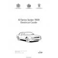 Jaguar XJ Series Sedan 1999 Electrical Guide JTP 660