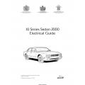 Jaguar XJ Series Sedan 2000 Electrical Guide JTP 720