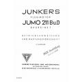 Junkers Flug-Motor Jumo 211 Bu.D Baureihe 1 $2.95