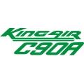 Beechcraft King Air C90A Aircraft Decal,Sticker!