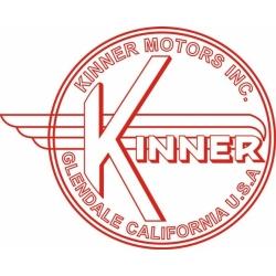 Kinner Aircraft Decal,Sticker!